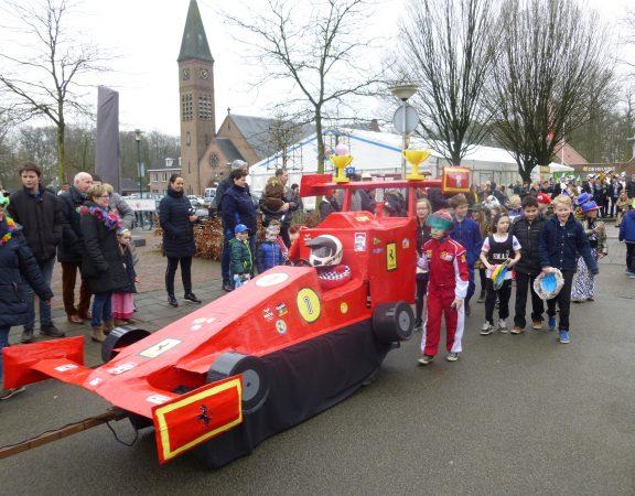 Schoolcarnaval De Lutte